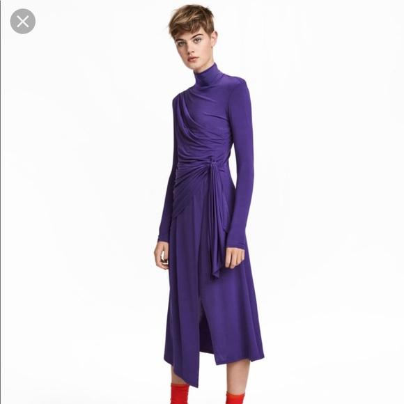 H&M Dresses & Skirts - Purple H&M dress